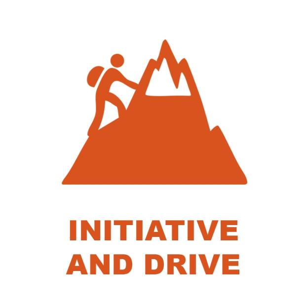 Initiative and Drive